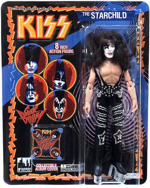 KISS Retro Series 3 The Starchild Action Figure