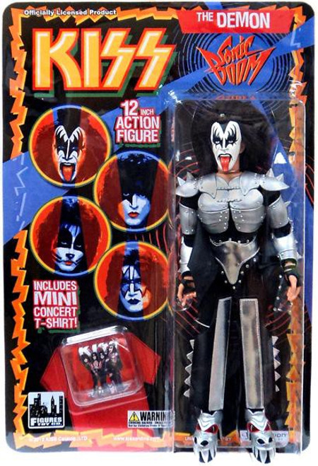 KISS Series 3 The Demon Deluxe Action Figure [Gene Simmons]