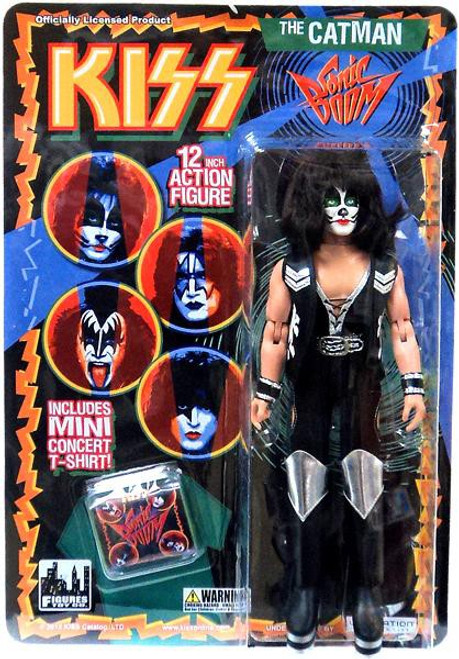 KISS Series 3 The Catman Deluxe Action Figure [Peter Criss]