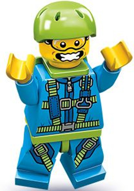 LEGO Minifigures Series 10 Skydiver Minifigure [Loose]