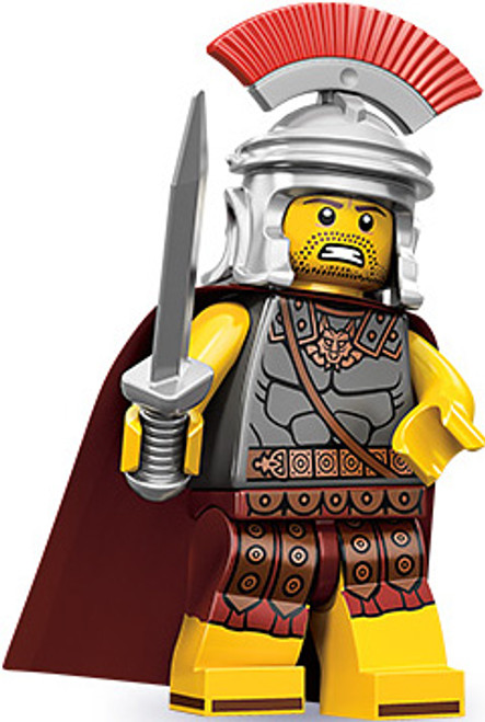 LEGO Minifigures Series 10 Roman Commander Minifigure [Loose]