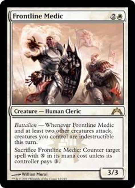 MtG Gatecrash Rare Frontline Medic #12