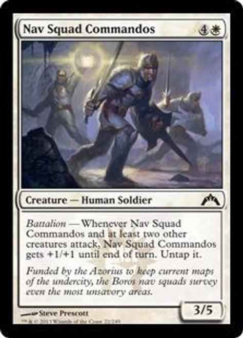 MtG Gatecrash Common Nav Squad Commandos #22