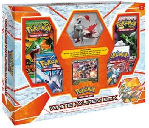 Pokemon Trading Card Game Black & White White Kyurem Box