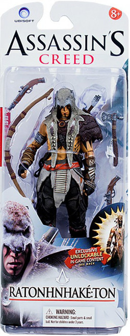 McFarlane Toys Assassin's Creed Ratonhnhake: Ton Action Figure