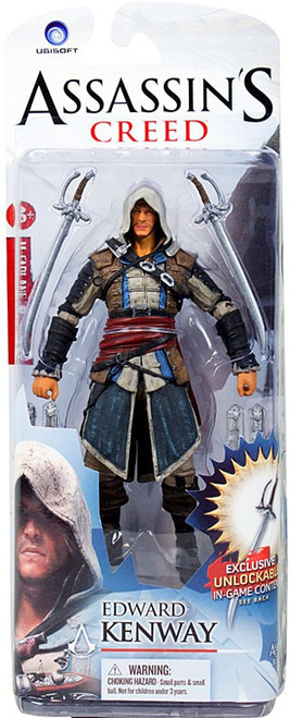 McFarlane Toys Assassin's Creed Edward Kenway Action Figure