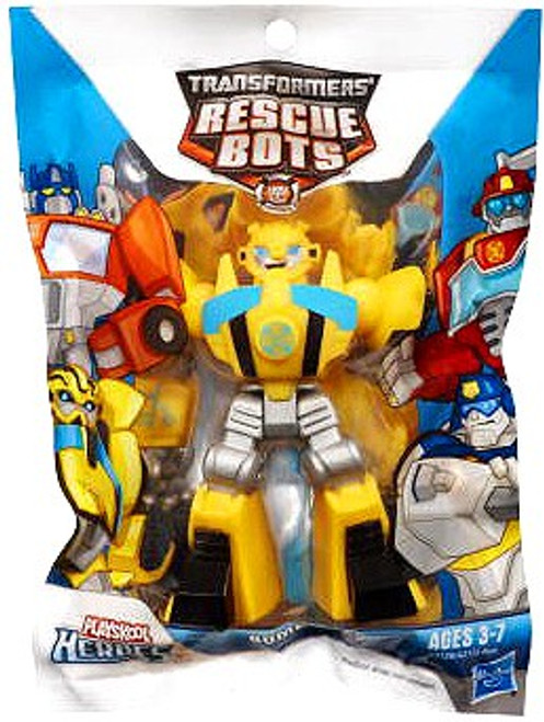 Transformers Playskool Heroes Rescue Bots Bumblebee Action Figure [Bagged]