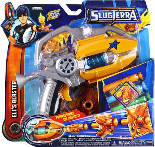 Slugterra Eli's Blaster Exclusive Roleplay Toy