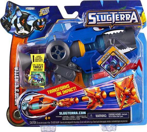 Slugterra Blaster & Evo Dart Kord's Blaster Exclusive Roleplay Toy [Entry]