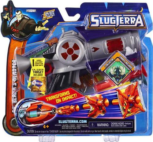 Slugterra Blaster & Evo Dart Dr. Blakk's Blaster Exclusive Roleplay Toy [Entry]