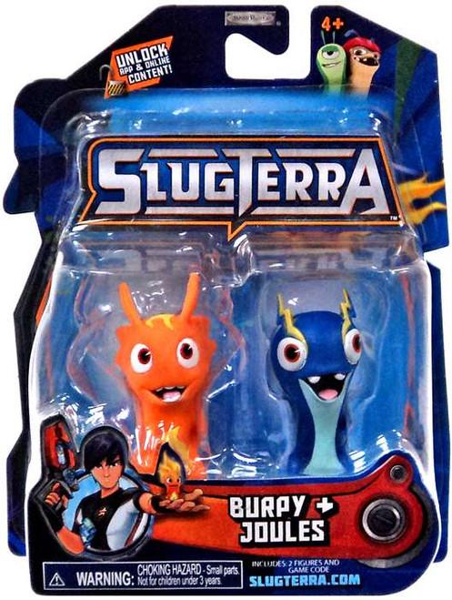 Slugterra Burpy & Joules Mini Figure 2-Pack