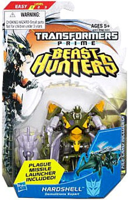Transformers Prime Beast Hunters Hardshell Commander Action Figure