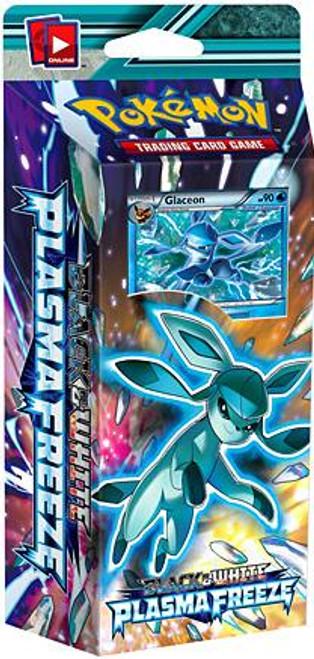 Pokemon Trading Card Game Black & White Plasma Freeze Frost Ray Theme Deck [Glaceon]