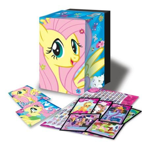 My Little Pony Friendship is Magic Trading Cards Fluttershy Collector's Box