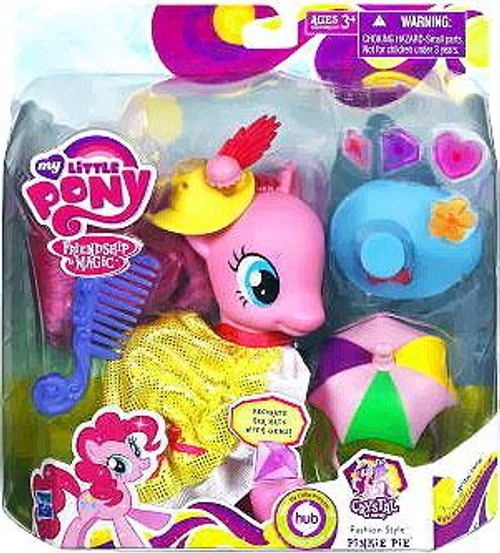 My Little Pony Friendship is Magic Crystal Empire Fashion Style Pinkie Pie Figure
