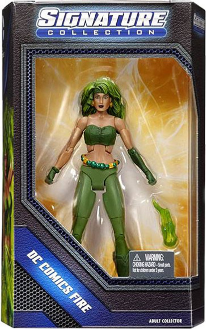 DC Universe Club Infinite Earths Signature Collection DC Comics Fire Exclusive Action Figure