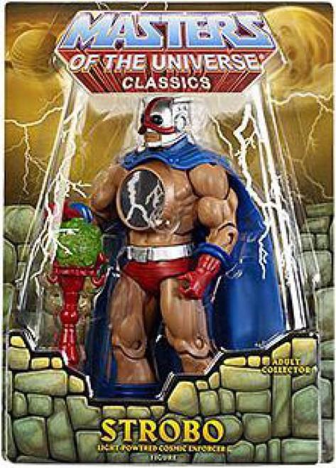 Masters of the Universe Classics Club Eternia Strobo Exclusive Action Figure