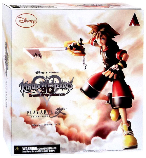 Disney Kingdom Hearts Play Arts Kai Sora Action Figure [Normal Version]