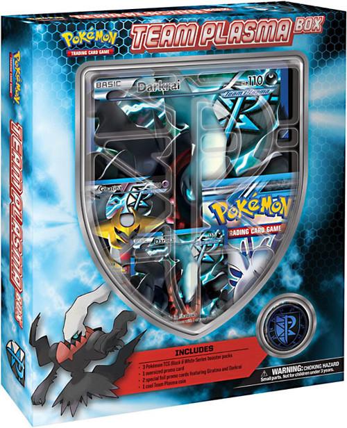Pokemon Trading Card Game Black & White Team Plasma Box