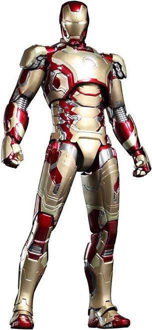 Iron Man 3 Movie Masterpiece Iron Man Mark XLII Collectible Figure