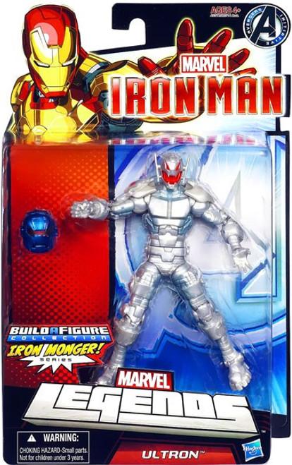 Marvel Legends Iron Monger Series Ultron Action Figure