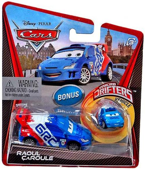 Disney / Pixar Cars Micro Drifters Raoul Caroule Diecast Car [With Micro Drifter]