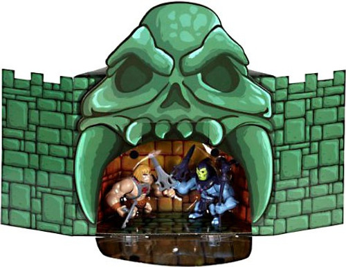Masters of the Universe Classics He-Man & Skeletor Exclusive Mini Figure 2-Pack
