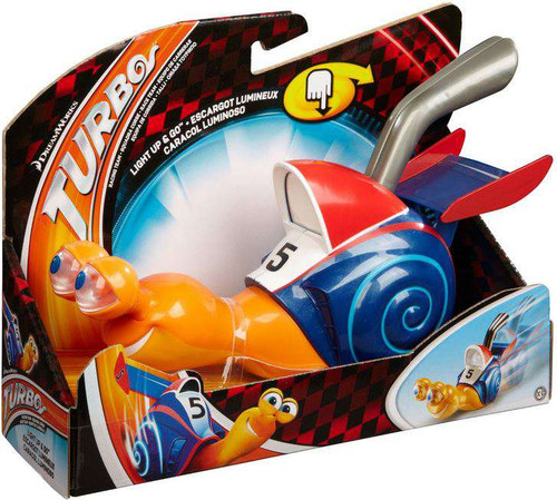 Light Up & Go Turbo Figure