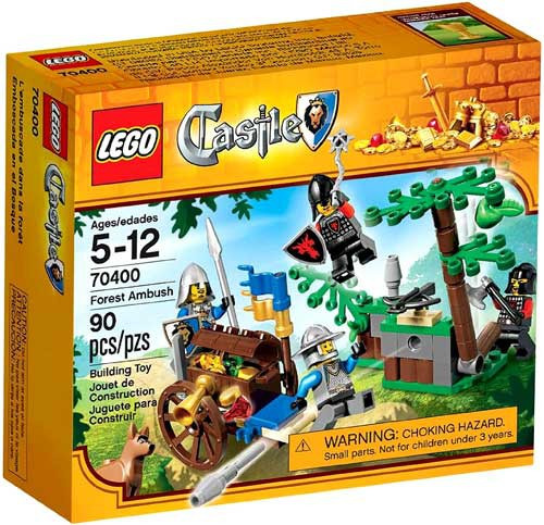 LEGO Castle Forest Ambush Set #70400