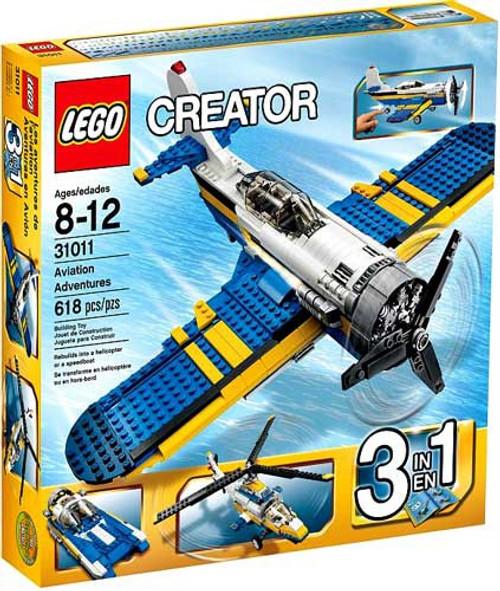 LEGO Creator Aviation Adventures Set #31011