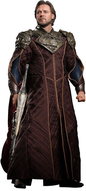 Superman Man of Steel Movie Masterpiece Jor-El Collectible Figure