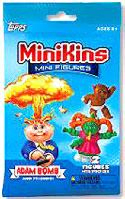 Garbage Pail Kids Topps MiniKins Series 1 Mystery Box [24 Packs]