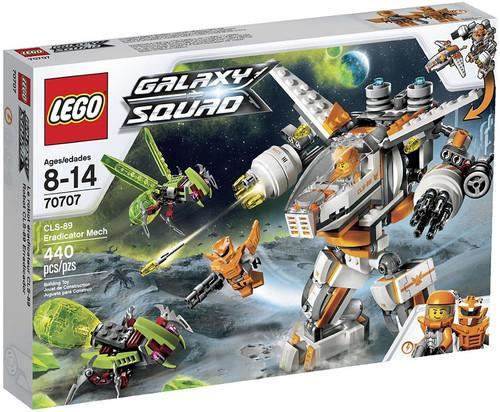 LEGO Galaxy Squad CLS-89 Eradicator Mech Set #70707