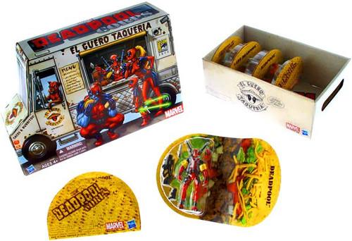 Marvel Universe Deadpool Corps Exclusive Action Figure Set