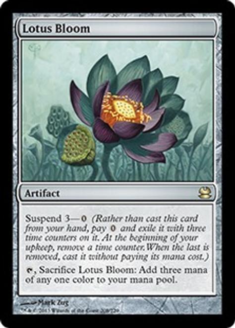 MtG Modern Masters Rare Lotus Bloom #208