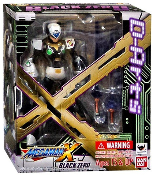 Mega Man X D-Arts Zero Action Figure [Black Armor]