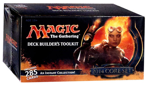 MtG Trading Card Game 2014 Core Set Deck Builder's Toolkit