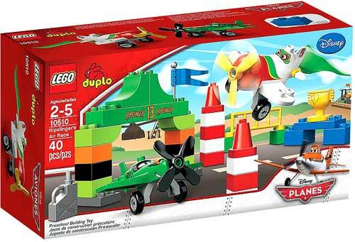 LEGO Duplo Disney Planes Ripslinger's Air Race Set #10510