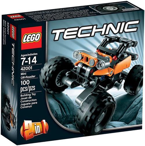 LEGO Technic Mini Off-Roader Exclusive Set #42001