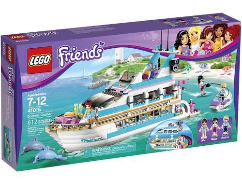 LEGO Friends Dolphin Cruiser Set #41015