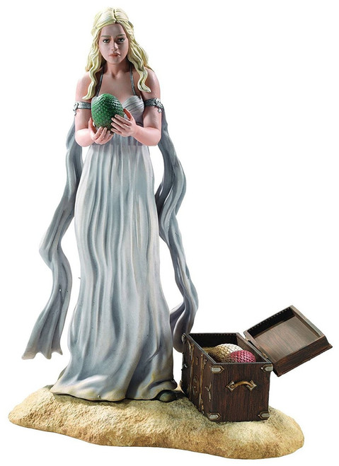 Game of Thrones Daenerys Targaryen 7.5-Inch PVC Statue Figure