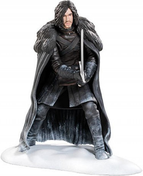 Game of Thrones Jon Snow 7.5-Inch PVC Statue Figure