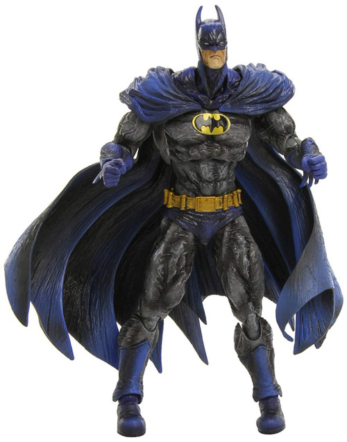 Arkham City Play Arts Kai Series 4 Batman Action Figure [1970's Batsuit]