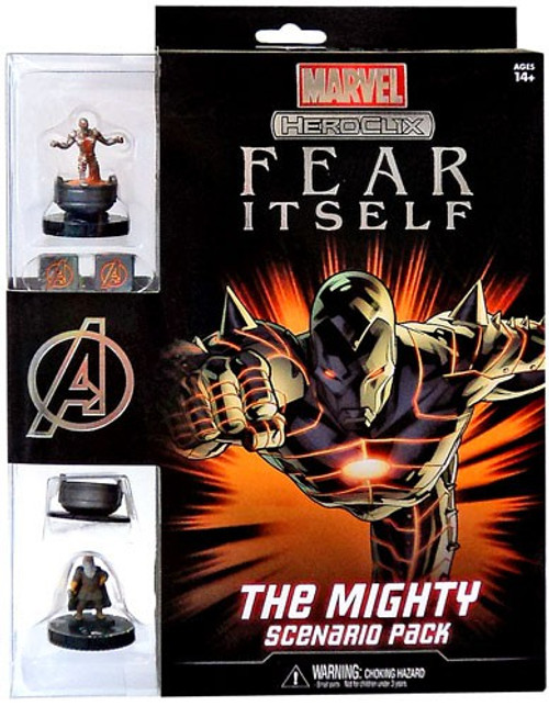 Marvel HeroClix Fear Itself The Mighty Scenario Pack