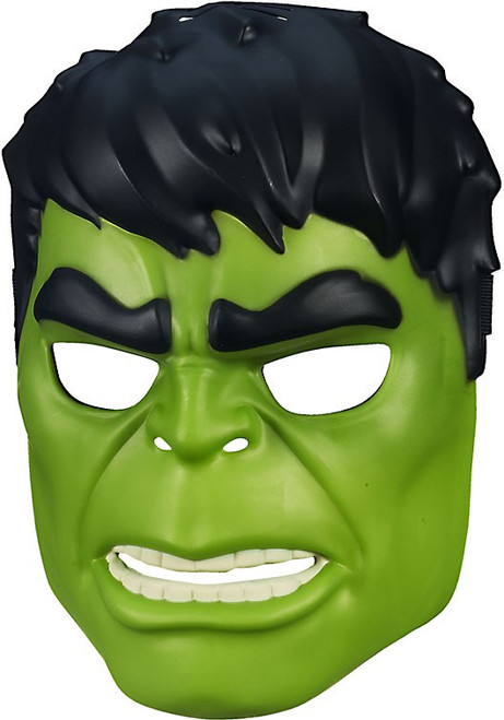 Marvel Avengers Assemble Hulk Mask