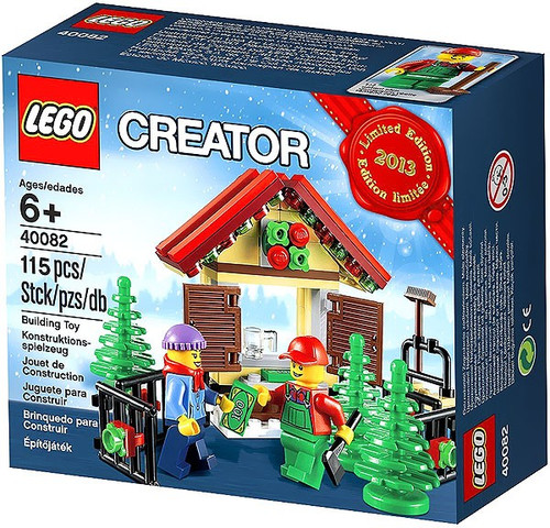 LEGO Creator 2013 Holiday Exclusive Set #40082