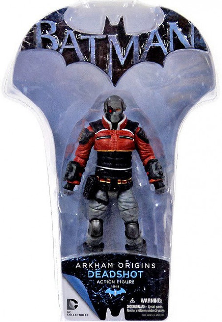 Batman Arkham Origins Series 2 Deadshot Action Figure
