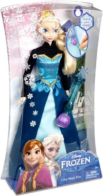 Disney Frozen Color Magic Elsa 11-Inch Doll
