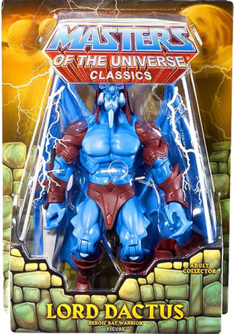 Masters of the Universe Classics Club Eternia Lord Dactus Exclusive Action Figure