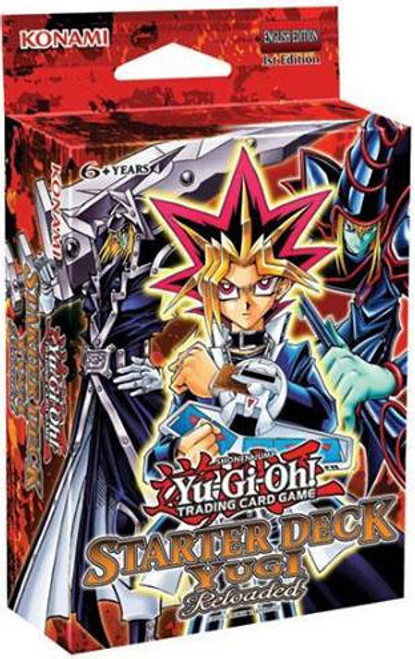 YuGiOh Trading Card Game Yugi Reloaded (1st Edition) Starter Deck